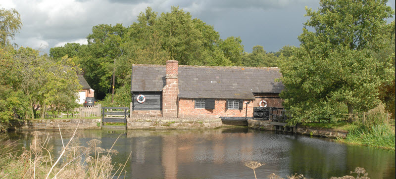 Stretton Watermill